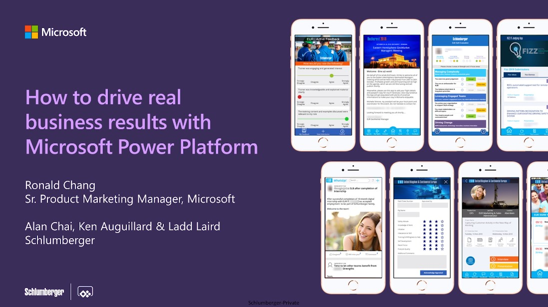 Watch this webinar to learn how Microsoft Power Platform is helping a new breed of developers create the solutions they want. Discover how IT teams are responding to a growing excitement around low-code development in their organizations.